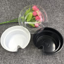 Disposable lunch box Chinese Mainland circular bowl 100 or more Plastic Self made pictures