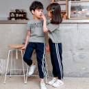trousers Other / other neutral summer trousers leisure time There are models in the real shooting Harlem Pants / knickerbockers Leather belt middle-waisted Don't open the crotch Polyester 98% polyurethane elastic fiber (spandex) 2% Class A Chinese Mainland Zhejiang Province Wenzhou City