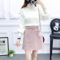Fashion suit Winter 2020 S,M,L White dress + pink dress, red dress + black dress, single white dress, single red dress, single pink dress, single black dress Other / other 81% (inclusive) - 90% (inclusive)