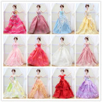 Doll / accessories 4, 5, 6, 7, 8, 9, 10, 11, 12, 13, 14, 14 and above Ordinary doll Other / other China Only clothes, no dolls Over 14 years old other parts Fashion cloth clothing