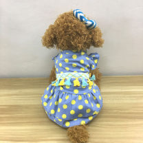 Pet clothing / raincoat currency skirt Other / other leisure time polyester fiber