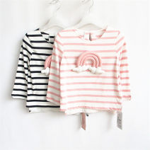 T-shirt Navy, light pink, collect baby and add shopping cart priority delivery Other / other 120cm,130cm,140cm,150cm neutral 14, 13, 12, 11, 10, 9, 7, 8, 6, 5