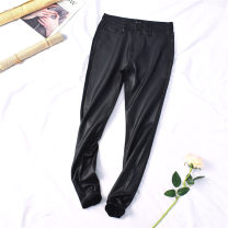 Casual pants Autumn 2021 trousers Pencil pants High waist commute routine 25-29 years old 31% (inclusive) - 50% (inclusive) World works