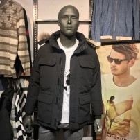 Down Jackets black Klaus Kobec Grey duck down 170/92A/S,175/96A/M,180/100A/L,185/104A/XL,190/108A/XXL Fashion City go to work routine thickening 90% Detachable cap Wear out 200g (including) - 250g (excluding) Closing sleeve 2019