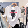 T-shirt S,M,L,XL,2XL,3XL Summer 2021 Short sleeve Crew neck easy routine commute cotton 86% (inclusive) -95% (inclusive) 18-24 years old Korean version Solid color Other / other