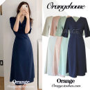 Dress Summer 2020 Light green, Navy, Beixing, pink S,M,L,XL Mid length dress singleton  Short sleeve commute V-neck Solid color zipper A-line skirt Others 18-24 years old Type A Korean version Bowknot, fold, lace, splice, strap, zipper