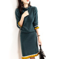 Professional dress suit M,L,XL Green, Navy, off white, size recommended Autumn 2021 LF115 JOLIMENT