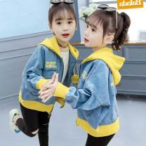 short coat Spring of 2018 110,120,130,140,150,160,170 Denim blue, pink 1, yellow 1, red 1, pink 1 with down, yellow 1 with down, red 1 with down, blue 2, black 2, pink hat 2, white hat 2, rose red without down, yellow without down, rose red with down 3, yellow with down 3