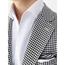 shirt Fashion City Others S,M,L Thin money other Long sleeves standard go to work Four seasons youth Business Casual 2019 Solid color cotton