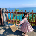 Dress Floral skirt, floral skirt female LAN xiaopa 80, 90, qiqichuan, 100, 110, 120, 130, 140, 150 Other 100% spring lady Long sleeves Broken flowers other Princess Dress 18 months, 2 years old, 3 years old, 4 years old, 5 years old, 6 years old, 7 years old, 8 years old, 9 years old, 10 years old