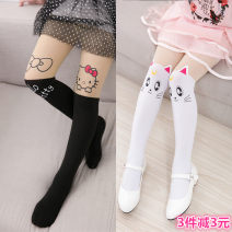 Children's socks (0-16 years old) Pantyhose Other / other spring and autumn female Class A Polyester 80% cotton 20% M