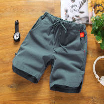 Casual pants Others Youth fashion White, gray, black, dark green, blue, white + white, white + black, white + gray, white + blue, white + dark green, black + black, black + gray, black + dark green, gray + gray, gray + blue, gray + dark green, dark green + blue, random T-shirt, black + blue routine