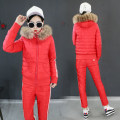 Casual suit Winter of 2019 Black, red, blue 18-25 years old Other / other