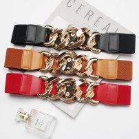 Belt / belt / chain other Black, camel, red female Versatile Single loop