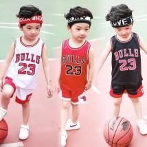 Basketball clothes Guanyi 3XS (85-95) 2XS(95-110) XS(110-120) S(120-130) M(130-140) L(140-150) XL(145-155) 2XL (150-160) child Set Home field Chicago Bulls Los Angeles Lakers year 2010 Zhejiang guangsha construction