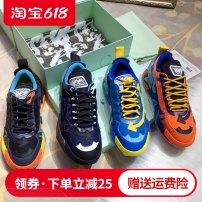 Low top shoes Blue and black Size 43 [men's]