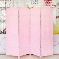 Folding screen Countryside yes Other / other rattan Bamboo and rattan crafts Economic type paper other Provide installation instructions Others, rattan 4 fans All cities Rattan
