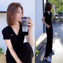 Fashion suit Summer 2020 S,M,L black bobowaltz