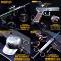 Around online games (physical) Survival of the Jedi Other objects Aug A3 17cm p18c pistol 9cm Classic Baseball Cap 7cm adrenaline 14cm goods in stock