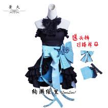 Cosplay women's wear suit Customized Over 14 years old Women's, headwear, men's game 50. M, s, XL, customized Firefly Japan Love, antique, fan, otaku love live