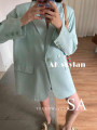 Professional dress suit S,M,L Summer 2021 Long sleeves 96% and above wool
