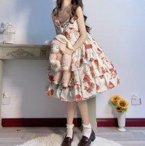 Lolita / soft girl / dress Time is frozen Black deposit / balance 140, white deposit / balance 140 S size deposit, M size deposit, L size deposit