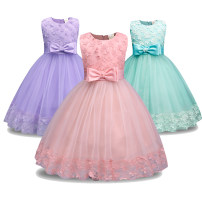 Children's dress female Kids Tales full dress other other Other 100% Three, four, five, six, seven, eight, nine, ten