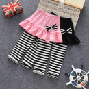 trousers female 80cm,90cm,100cm,110cm,120cm,130cm spring and autumn trousers No model middle-waisted cotton