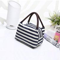 Lunch box bag Shang Zhimei #168 thick stripe