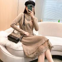 Pocket towel Camel m camel l camel XL Solid color other leisure time 9731--2 BA Yunmei Winter 2020 no
