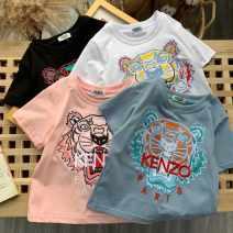 T-shirt neutral summer cotton other Cotton 100% 3 months, 6 months, 12 months, 9 months, 18 months, 2 years old, 3 years old, 4 years old, 5 years old, 6 years old, 7 years old, 8 years old, 9 years old, 10 years old, 11 years old, 12 years old, 13 years old, 14 years old, over 14 years old