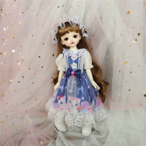 BJD doll zone Dress 1/6 Over 14 years old goods in stock 6 points big 6 points general price excluding doll Hair dress with skirt, hair dress with socks, hair dress with socks and shoes