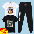Casual pants Si Chi Youth fashion S M L XL 2XL 3XL 4XL 5XL routine trousers motion easy Micro bomb K000A summer teenagers tide 2019 middle-waisted Little feet Cotton 95% polyurethane elastic fiber (spandex) 5% Sports pants Pocket decoration No iron treatment other Summer of 2019