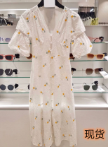 Dress Summer 2020 white S,M,L other 81% (inclusive) - 90% (inclusive) other other