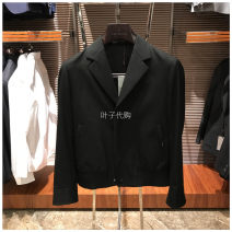 Jacket Kaltendin / caldanton Fashion City black 165 / S (46), 170 / M (48), 175 / L (50), 180 / XL (52), 185xxl (54), size 56, please consult routine standard go to work autumn Long sleeves Wear out tailored collar Business Casual short double-breasted 2020 Solid color