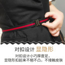 Belt / belt / chain cloth female Waistband leisure time Single loop Children, youth, youth, middle age, old age Double buckle Double button soft surface 2cm alloy Naked, elastic Kalan extract