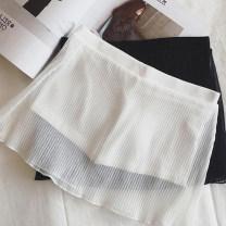 Leggings Summer 2017 White (1633) black (1633) Average size Thin money shorts M-1633 18-24 years old Chuan Chun other Pure e-commerce (online only) Viscose fiber (viscose fiber) 90% polyurethane elastic fiber (spandex) 10%