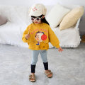 Sweater / sweater Xiaomi candy neutral 80cm,90cm,100cm,110cm,120cm,130cm spring and autumn nothing college Socket routine There are models in the real shooting Cartoon animation Class B