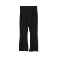 Casual pants black XL,3XL,4XL,XS,6XL,5XL,M,2XL,L,S,F Spring 2021 trousers Flared trousers High waist routine 30-34 years old 9m 9 Charms
