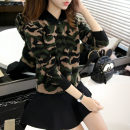 Wool knitwear Fall 2017 S M L XL Long sleeves singleton  other More than 95% Regular routine Sweet easy Low crew neck routine 18-24 years old Fenbei Other 100% Pure e-commerce (online only)