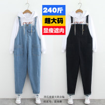 Women's large Summer 2020, spring 2020 2XL,3XL,4XL,5XL,6XL trousers 18-24 years old 81% (inclusive) - 90% (inclusive)