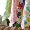 Saliva towel mom's care