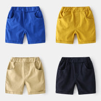 trousers Other / other male 80cm,90cm,100cm,110cm,120cm,130cm Green, Navy green, blue, ginger, orange, khaki, color blue, Navy dinosaur summer Pant leisure time No model Casual pants Leather belt middle-waisted cotton Don't open the crotch Other 100% kz3232 kz3232 Chinese Mainland