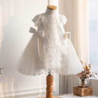 Children's dress Rent for 3 days, 50 yuan in total, with hair accessories, 100 yuan deposit, refund deposit, 168 yuan for new sale, free hair accessories female 80cm,120cm,150cm,130cm,140cm,100cm,90cm,110cm Other / other Wedding dress Class A other princess