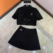 Fashion suit Summer 2021 S,M,L Black, Khaki