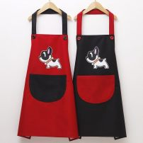 apron Sleeveless apron waterproof Korean version other Personal washing / cleaning / care Average size other public yes Cartoon