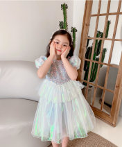 Dress Mermaid princess skirt, pink female Aini babe 100cm,110cm,120cm,130cm,140cm,150cm Polyester 80% cotton 20% summer princess Short sleeve Solid color other other Z00844 Class A 14, 3, 18, 9, 5, 9, 12, 7, 8, 12, 3, 6, 6, 2, 13, 11, 4, 10 Chinese Mainland Guangdong Province Guangzhou City