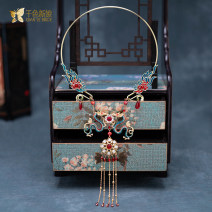 Necklace Alloy / silver / gold 101-200 yuan Qianse bride brand new Japan and South Korea female goods in stock yes Fresh out of the oven no Alloy inlaid artificial gem / semi gem alloy Bear / pig / animal other no