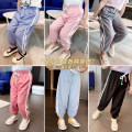 trousers Other / other female Black, dark blue, light blue, gray, pink, rubber red spring and autumn trousers Korean version There are models in the real shooting Casual pants Leather belt middle-waisted other Don't open the crotch KZE338 other Other models