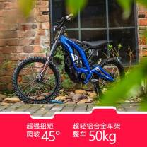 Complete motorcycle Front and rear disc brakes 1860x780x1050mm  0.3KW  Light bee x 50cc  2021 830mm  20Km/h  Chinese Mainland legendary small dragon with horns 55kg  No Off-road vehicle Air cooling General Two stroke Motor 5400rpm  32N·m  2018-06